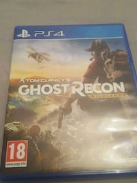 Sony PS4 Ghost Recon game