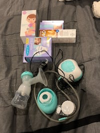 Baby care stuff and breast pump Burbank, 91501