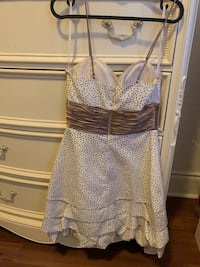 Le chateau cocktails dress - worn once for party only Toronto, M2N 5S1