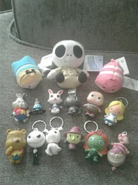 Misc Toys and keychains (some Funko) Tulsa, 74135