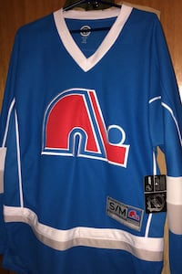 Size small Quebec jersey