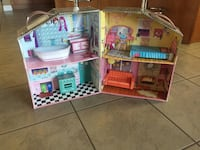 Cardboard doll house - see details Calgary, T3R 0A8