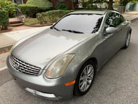2004 INFINITI G35 COUPE LOADED  New York
