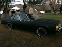 Ford - Crown Victoria - 1987 Roanoke, 24014