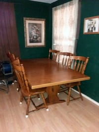 6 chair wooden table  Laredo, 78046