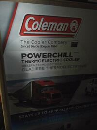 Powerchill thermoelectric cooler Etobicoke, M9B