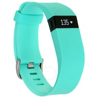 Fitbit Charge HR, Ice Blue, Small Size Toronto, M9V 2X6