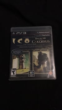 Icon And Shadow Of The Colossus Remastered (PS3) Mission