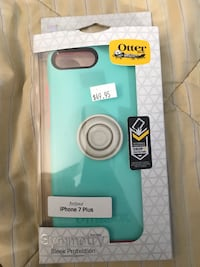 Otter Box Symmetry Series Sleek Protection Case for iPhone 7 Plus Chicago, 60605