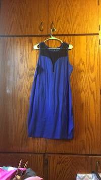 Forever 21 blue bodycon dress 2372 mi
