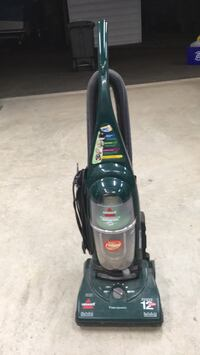 black Bissell upright vacuum cleaner Burnaby