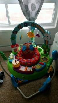 Toddler Fisher Price Jumpy