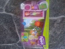 Polly pocket mini dukke