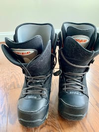 ThirtyTwo brand Snowboarding Boots (size: 10 Men's)