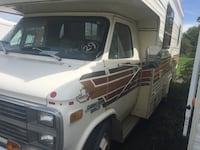 84 Chevy Motor home   Fort Saskatchewan, T8L 4E5