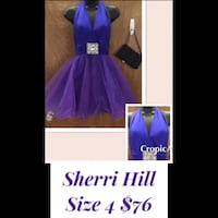 Sherri Hill Size 4 Short Formal $76 Indianapolis