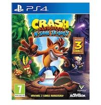 Crash Bandicoot N-PS4 spelväska Bunkeflostrand, 218 41