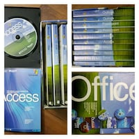 Office 2003 XP set.