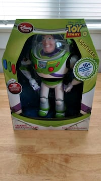 Buzz Lightyear Toy Story Talking Toy Tampa, 33607