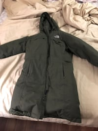 Small North Face Winter jacket