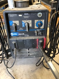 Bobcat 250 welder, generator. Approximately 200 feet of lead. Indianapolis, 46239