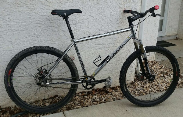 Used Bianchi S A S S Single Speed Mtb Medium For Sale In