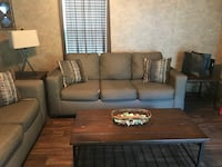 Living Room Set . Couch & Loveseat. Pearl, 39208