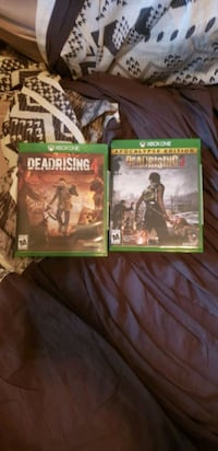 Dead rising 3 and 4 Keansburg, 07734