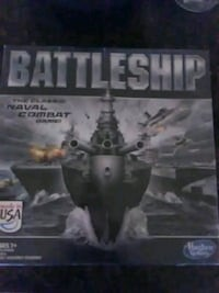Battleship Game new in box with celephane Puyallup, 98372
