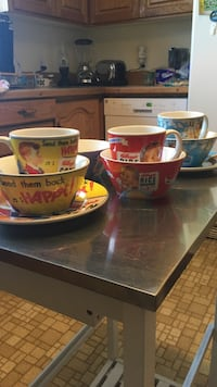 Kellogg's Cereal bowls and cups Mississippi Mills, K0A 1A0
