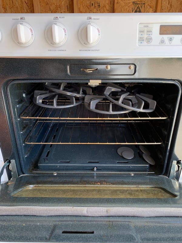 30 inch Gas range with microwave e559ccc9-8092-4d6a-ab52-9cbff6cf92ce