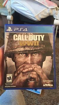 Call of duty wwii ps4 Bakersfield, 93308