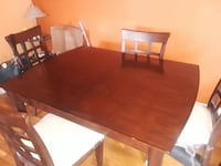 Dining Room Table + (4) Chairs Fort Lee, 07024
