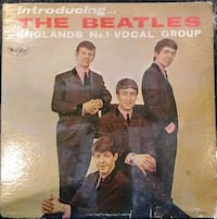 Introducing... The Beatles England's No. 1 Vocal Group Album