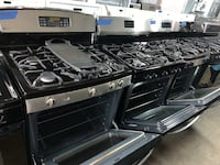 Stainless stee gas ranges working perfectly starting from $325 Baltimore, 21223