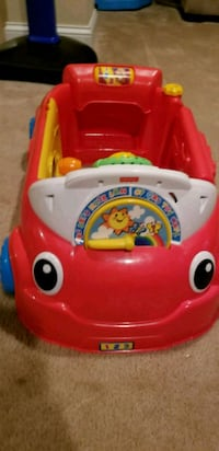 Fisher Price Car with electronics  Naperville, 60565