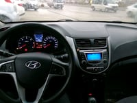 2012 Hyundai Accent Blue 1.6 CRDI MODE Piyade