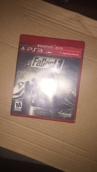 Sony PS3 Resident Evil game case Montréal, H1N 3N4