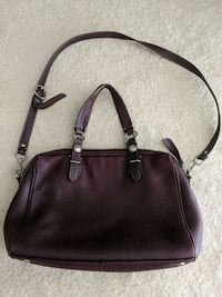 Medium size Coash bag in purple Silver Spring, 20910