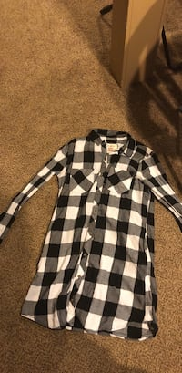 Flannel shirt/dress Fairfield, 45014