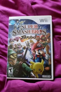 WII GAME: Super Smash Bros Brawl Middleton, 53562