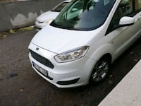 2015 Ford Tourneo Courier Journey Mimar Sinan