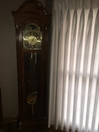 brown wooden grandfather's clock Philadelphia, 19114
