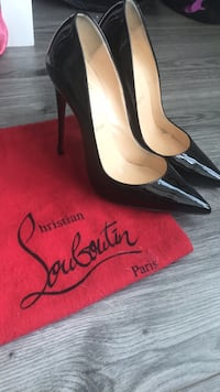 Size 38 red bottoms Toronto