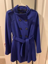 BRAND NEW AUTHENTIC GUESS NAVY COAT Severn, 21144