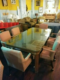 Conference Table/6 chairs