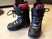 Womans RIDE Snowboard Boots Ottawa, K2K 0C5