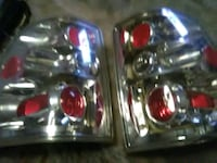 Costom tail  lights for a 2008  Hagerstown