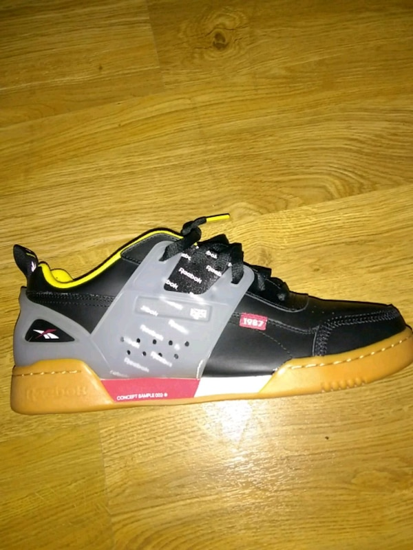 4347cf1ff080 Used Reebok Workout Plus Altered - Mens Shoes Black Exc for sale in Denver  - letgo