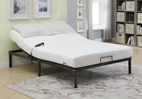 Primo Intl Fully Adjustable Queen Size Bed & Sealy Mattress Toronto, M6G 3Z5